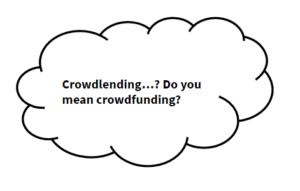 Crowdlending platforms