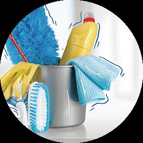 عمال تنظيف فورية
