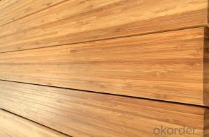 thermal wood cladding
